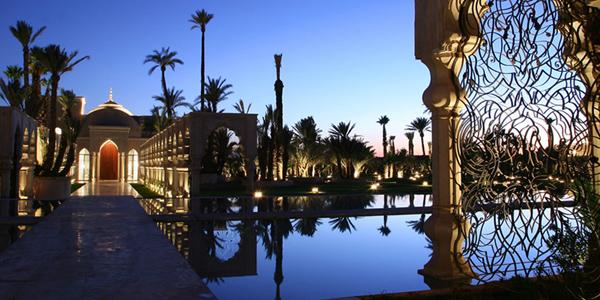 قصر ناماسكار: أحدث تحفة فندقية من اوتكر في مراكش