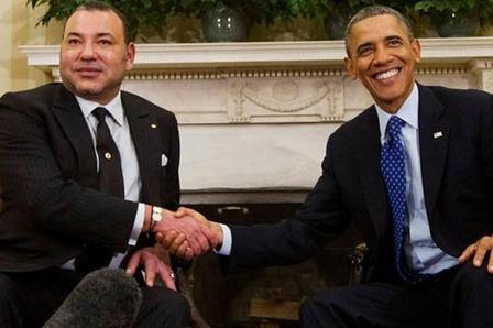 أوباما يزور المغرب إستجابة لدعوة من الملك محمد السادس