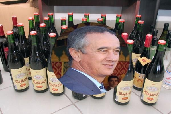 أكادير : بيع الخمور نهارا جهارا أمام مسجد حي المسيرة والبوليس في دار غفلون !!