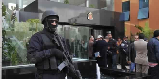 """تفكيك خلية إرهابية تتكون من ثلاثة أفراد ينشطون بمدينة الناظور موالين لما يسمى بتنظيم """"الدولة الإسلامية"""""""