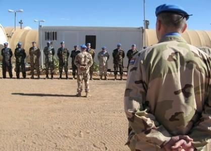 قرار مجلس الأمن بخصوص بعثة المينورسو في الصحراء المغربية