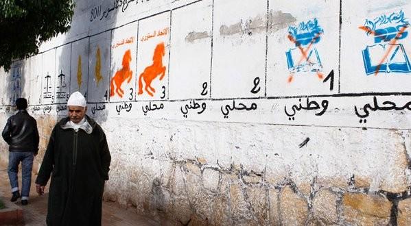 الأحزاب المغربية التي ترشحت في كل الدوائر الانتخابية