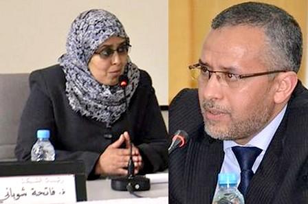 """فضائح """"PJD"""" تتناسل : ضبط شقيقة """"الشوباني"""" توزع شيكات على """"شناقة"""" الانتخابات"""
