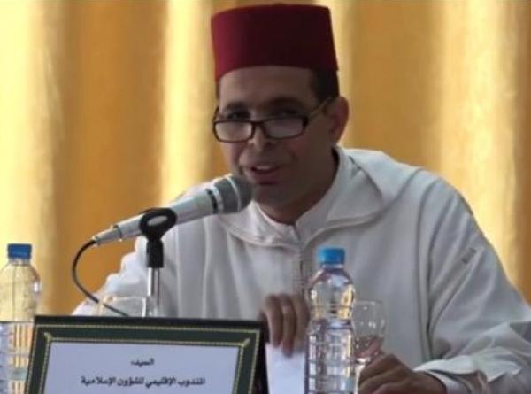 تنغير : هاعلاش تمّ إعفاءُ المندوب الإقليمي للشؤون الإسلامية من مهامه