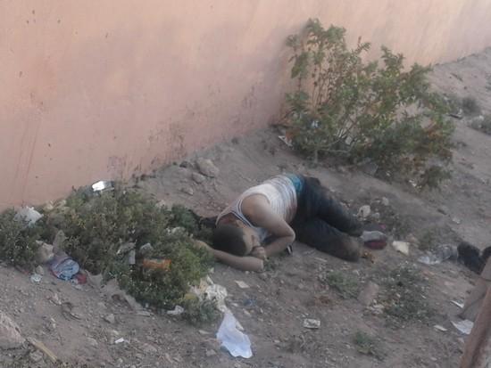 اشتوكة :  العثور على جثة شخص بالقرب من مقر قيادة ايت عميرة