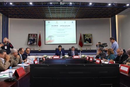 اكادير تحتضن اللقاء ألتشاوري الاول  استعداد لمؤتمر COP22