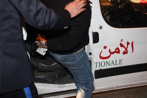 اعتقال عشيقين يمارسان الجنس بورش بناء مفوضية الأمن بامنتانوت