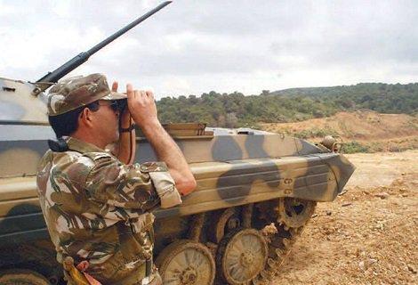 خطير : الجزائر تستفز المغرب و تنشر وحدات عسكرية ضخمة على الحدود