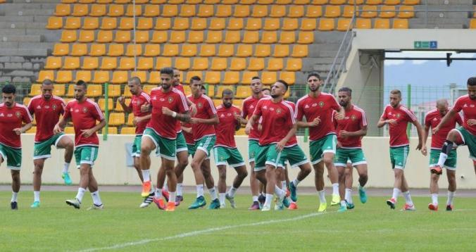 مباراة الاسود والصقور تحبس أنفاس المغاربة