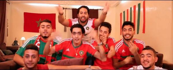 مجموعة كرافاطا في أغنية جديدة دعما للمنتخب المغربي في أمم أفريقيا