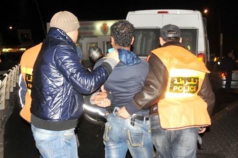 """الأمن الوطني يضع حدا لنشاط """"بوسا"""" بمدينة إنزكان"""