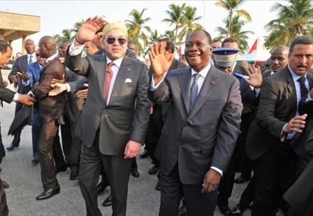 الشراكة المغربية – الإيفوارية نموذج ناجح للتعاون جنوب- جنوب