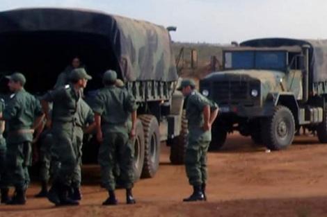 المغرب يقرر الانسحاب من الكركارات بسبب الوضعية الخطيرة بالمنطقة