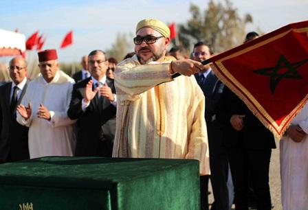 محمد السادس يعطي انطلاقة أشغال إنجاز مركزين صحيين للقرب بتمارة والرباط