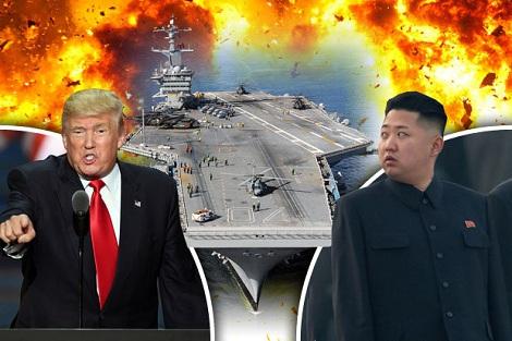 بيونغ يانغ.. لا نخاف من الحرب ونصرنا على أمريكا مضمون
